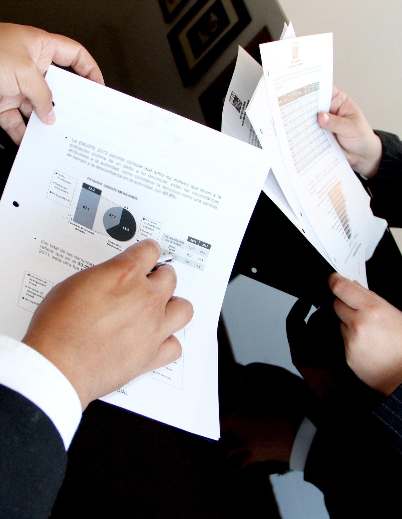 dossier de commissariat aux comptes