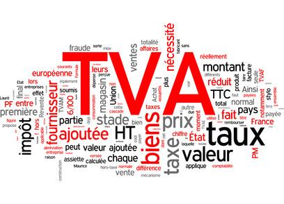 illustration de la TVA